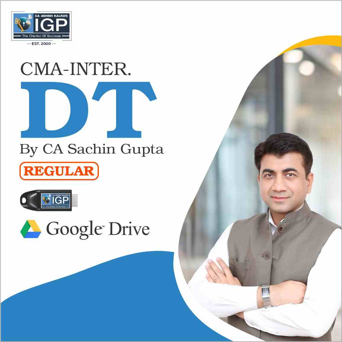 CMA-Direct Taxation-CA Sachin Gupta